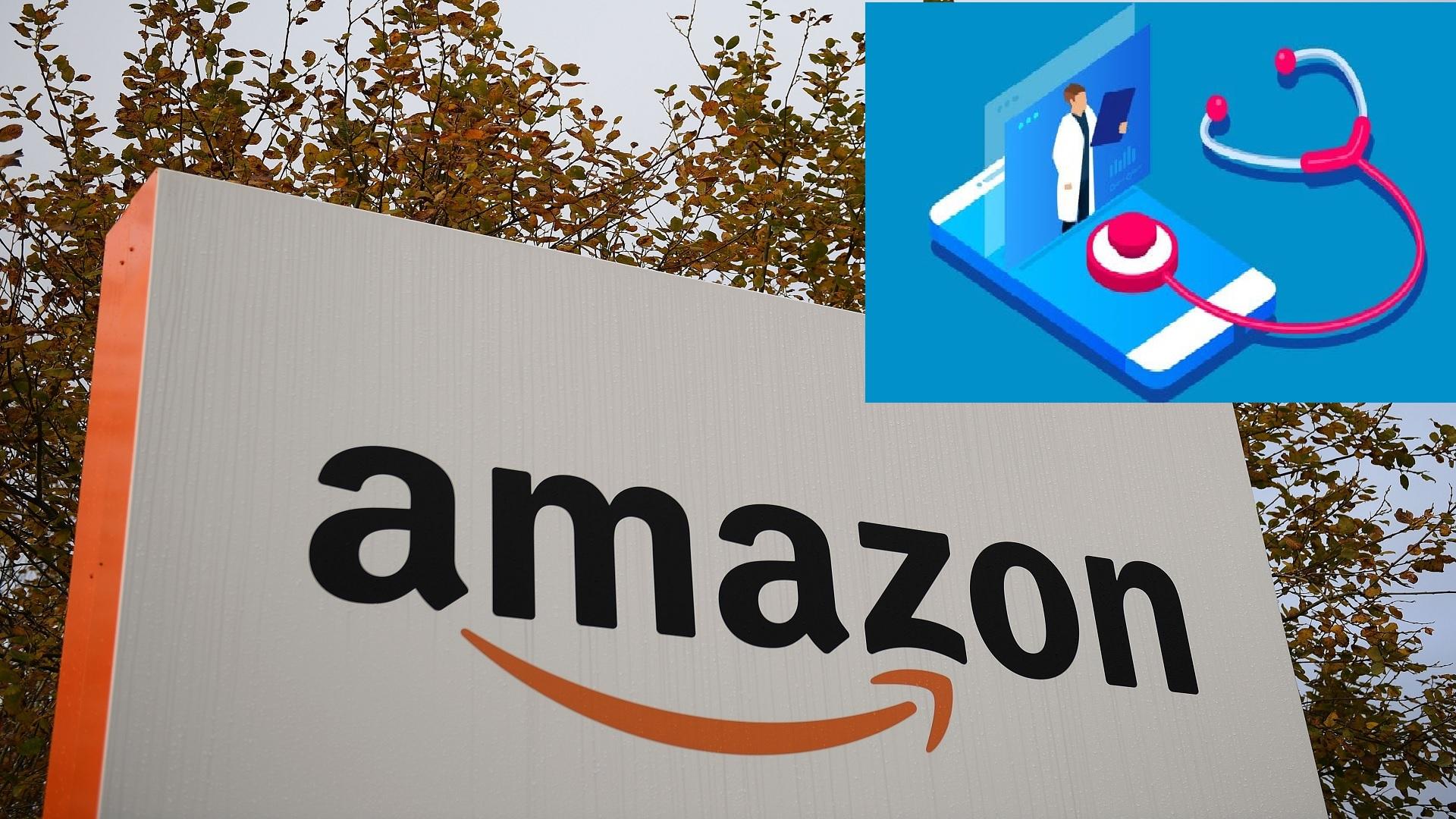Amazon υγειονομική περίθαλψη: Επεκτείνει την εικονική κλινική των υπαλλήλων της