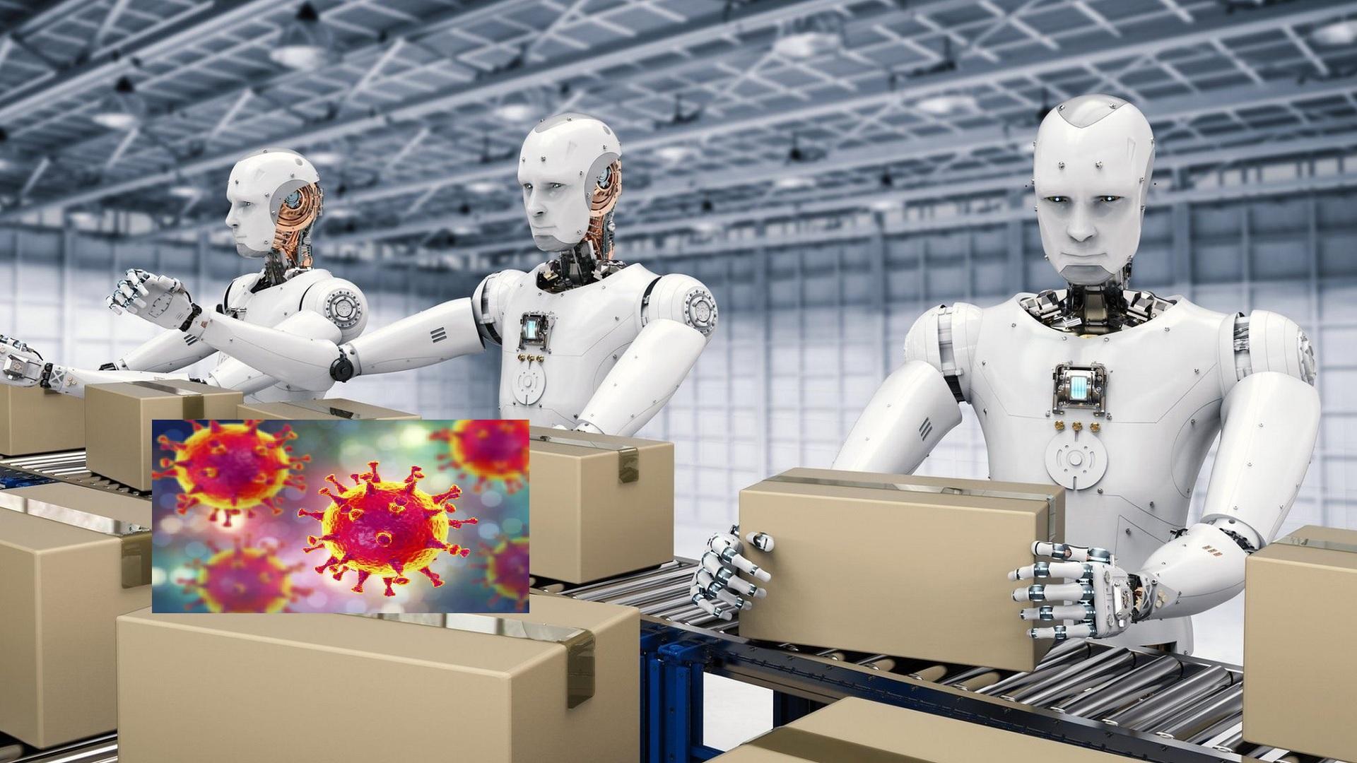 Κορωνοϊός τεχνολογική ανάπτυξη: Θα μπορούσαν τα ρομπότ να καταστρέψουν τον ιό;