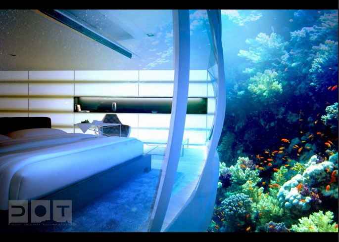 Υποβρύχιο ξενοδοχείο στο Ντουμπάι