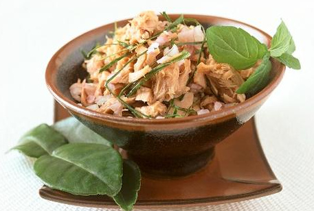 """Συνταγή της ημέρας : """"Τονοσαλάτα"""" με την διατροφική ανάλυση του Δημήτρη Γρηγοράκη"""