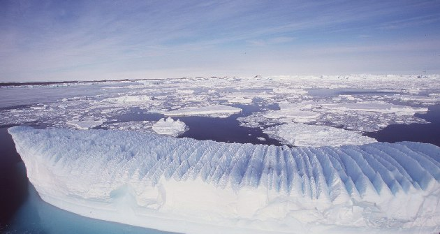 Κλιματική αλλαγή: Η Αρκτική ευθύνεται για τη σφοδρή κακοκαιρία στην Ευρώπη