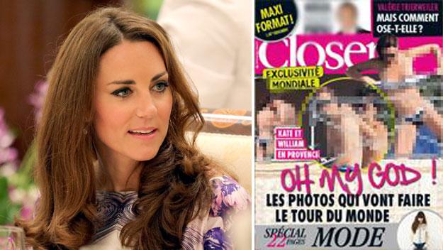 Οι γυμνές φωτογραφίες της Kate Middleton έχουν σοκάρει το παλάτι (φωτο)