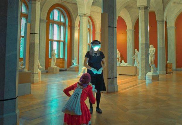 "Oι επισκέπτες του Μουσείου της Ακρόπολης θα ξεναγηθούν στην ""αίθουσα που δεν υπάρχει''"