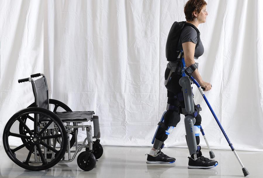 FDA: Ενέκρινε τον εξωσκελετό ReWalk