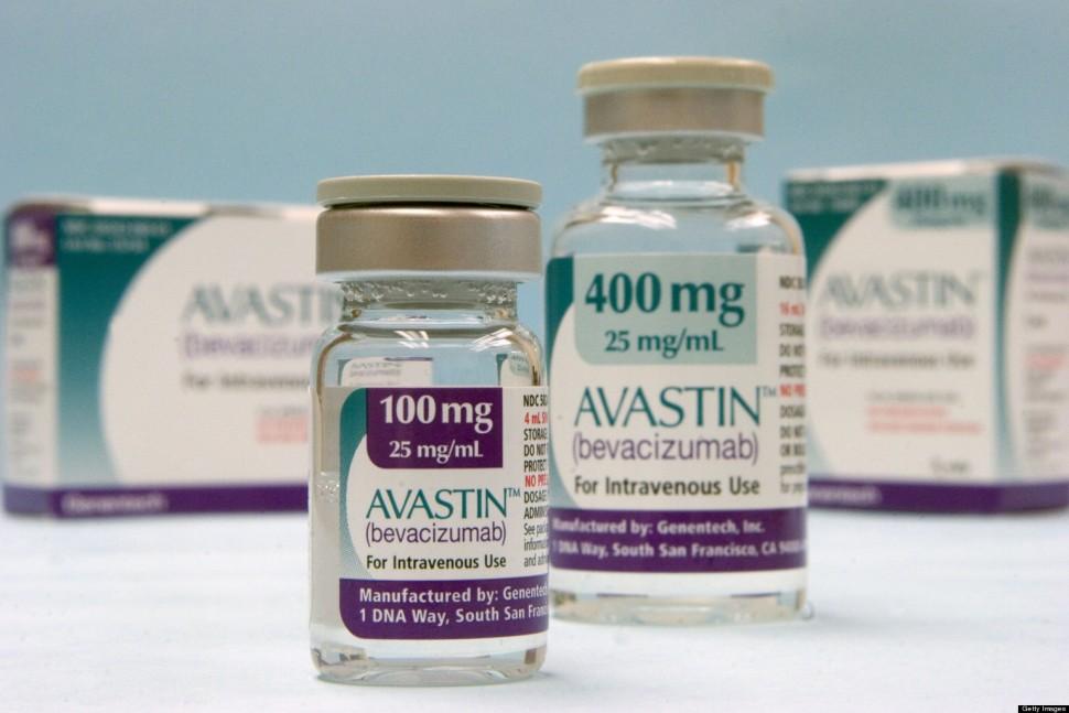 Roche:  Εξετάζεται χρήση του Avastin από τη Γαλλία