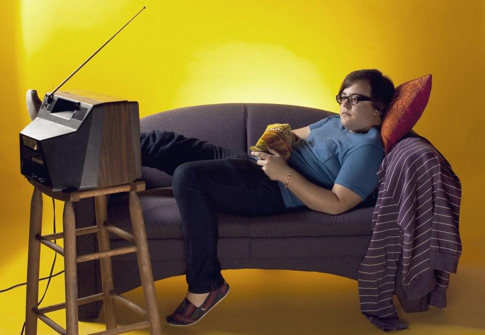 Η τηλεόραση υπεύθυνη για παχυσαρκία και διαβήτη
