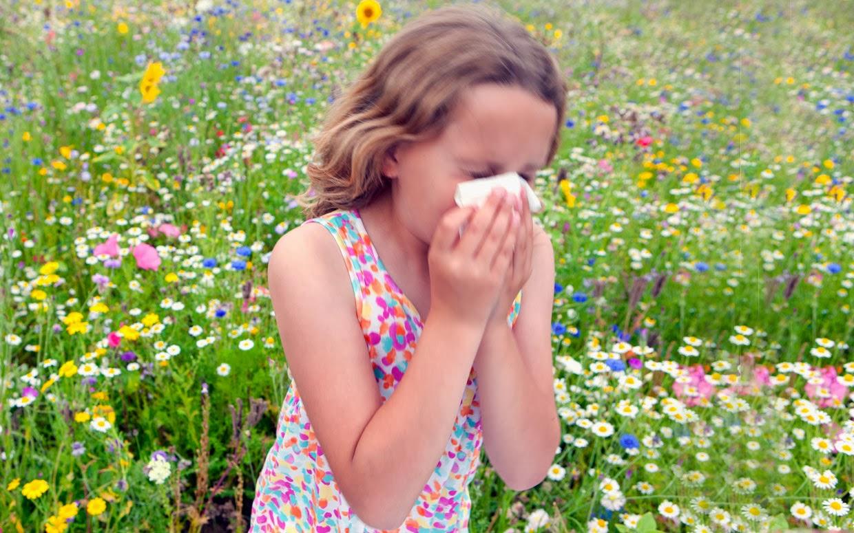 Αλλεργική ρινίτιδα.