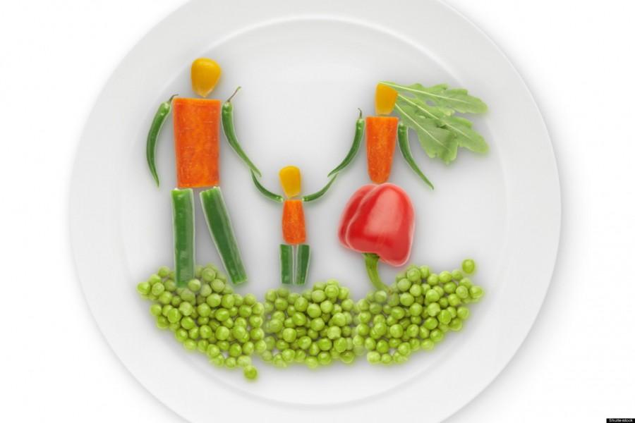 Είσαι χορτοφάγος.Είσαι όμως υγιής;