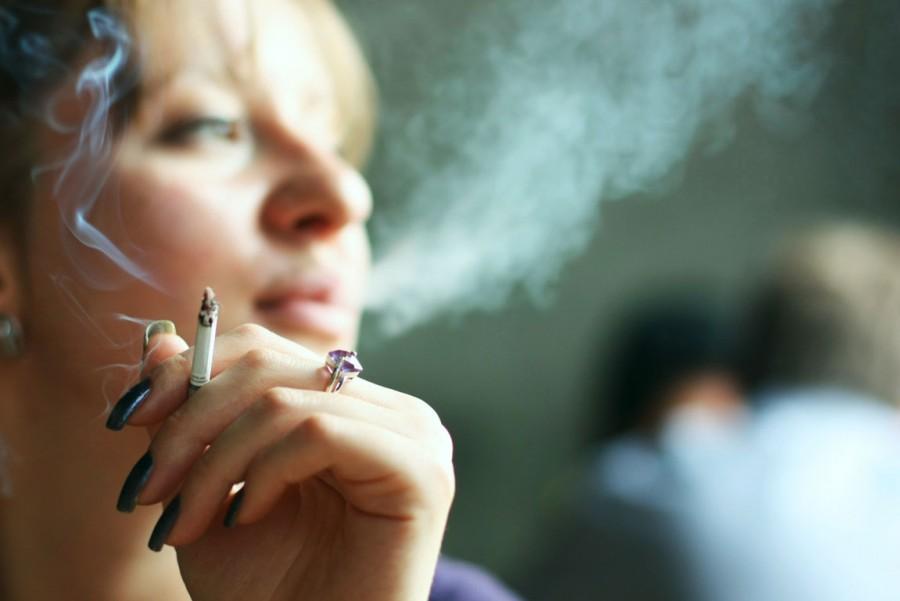 Το κάπνισμα είναι νόσος που καλπάζει