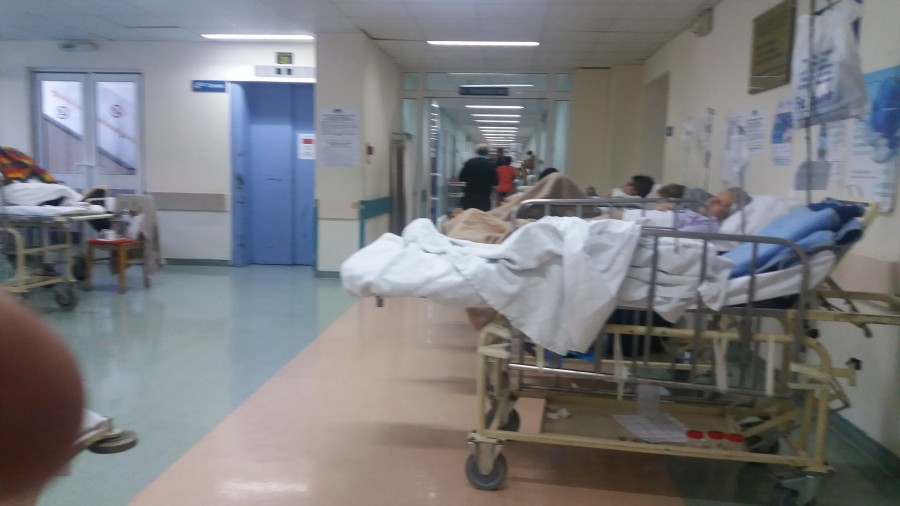 Η λίστα αναμονής των ασθενών αυξάνεται στα νοσοκομεία της κεντρικής Μακεδονίας