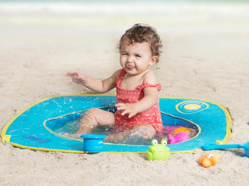 Πως θα συνυπάρξετε εσείς και το μωρό στην παραλία