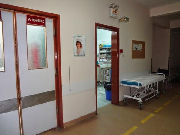 Κέντρο Υγείας Μουδανιών βόρεια στη Χαλκιδική