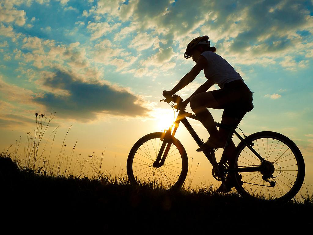 Ποδήλατο: Νους υγιής εν σώματι υγιεί [vid]
