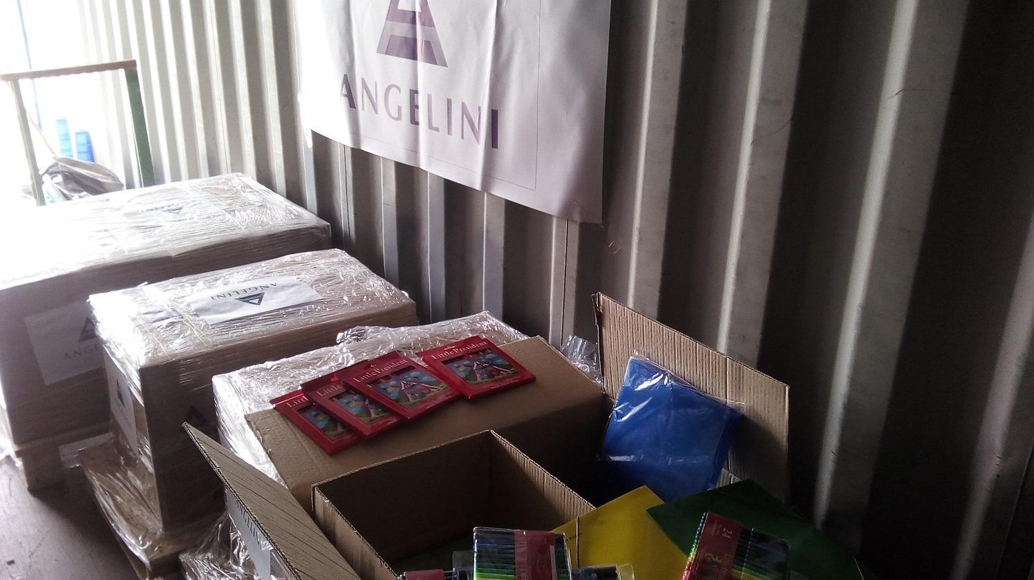 Η Angelini Pharma Hellas δίπλα στους σεισμόπληκτους της Λέσβου