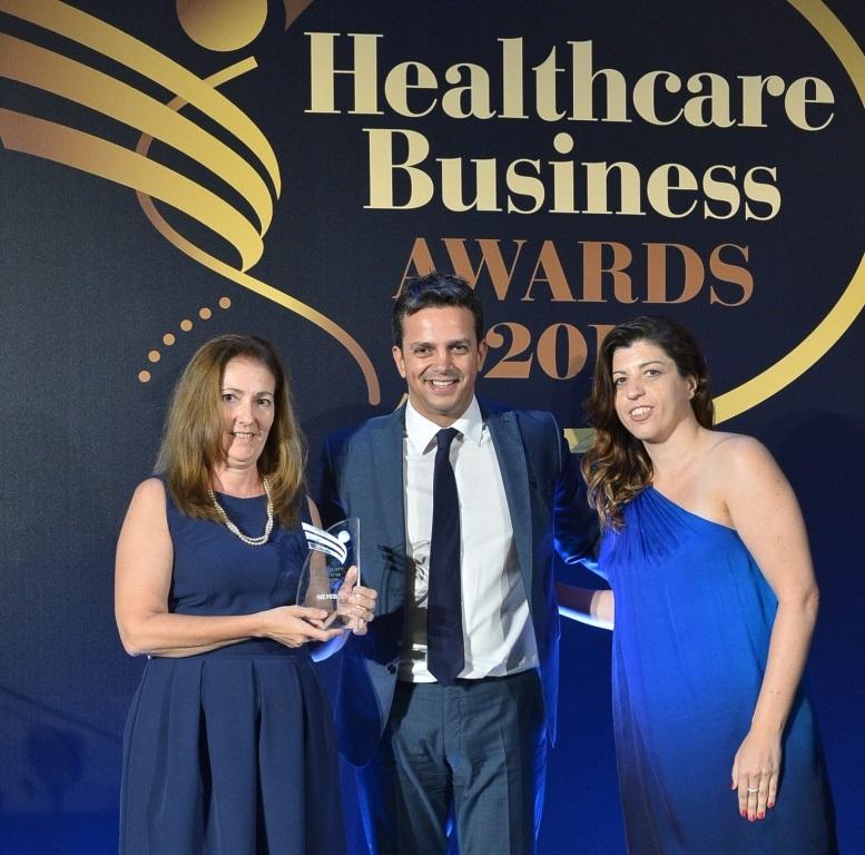 Silver βραβείο για τη WinMedica