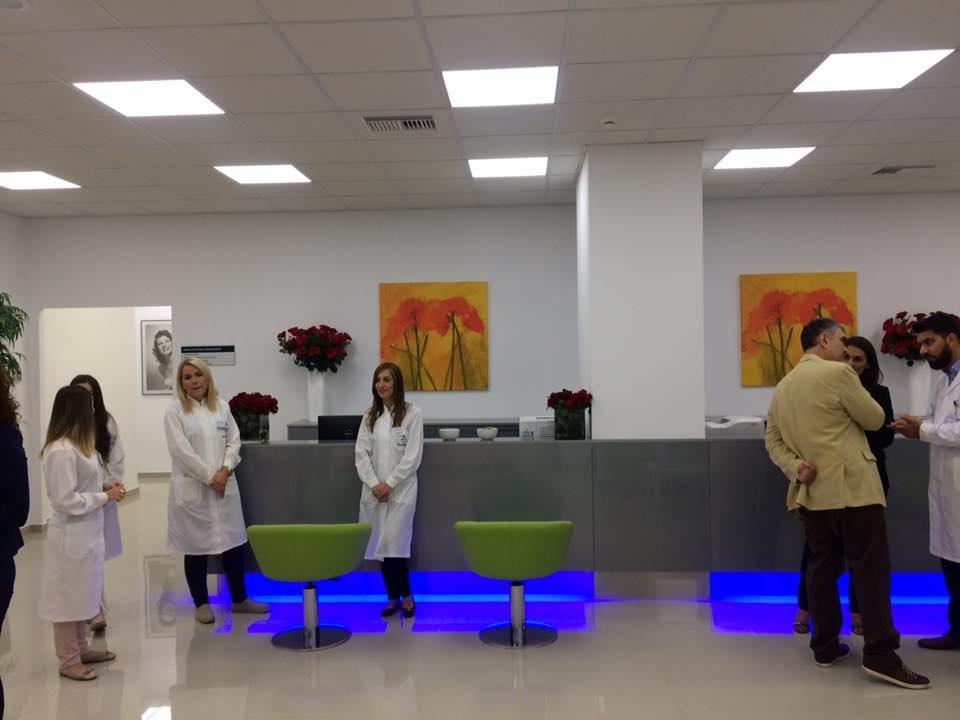 Εγκαινιάστηκε στην Πεύκη το τρίτο νέο κέντρο του ομίλου Βιοϊατρική