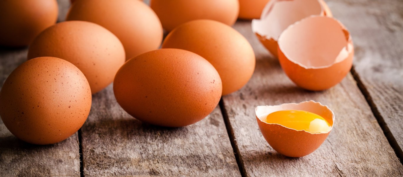 Είναι υπερτροφή το αυγό;
