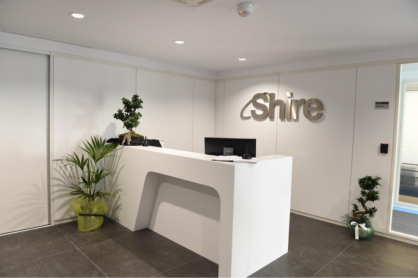 Τα νέα γραφεία της εγκαινίασε η Shire Hellas