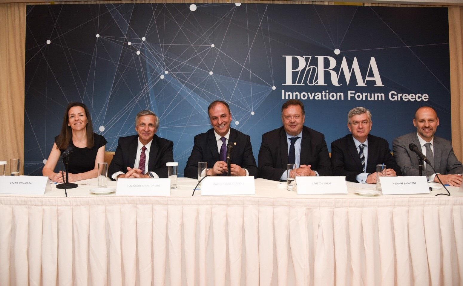 Σεθεσμικό μη κερδοσκοπικό φορέα μετεξελίσσεταιτοPhRMA Innovation Forum