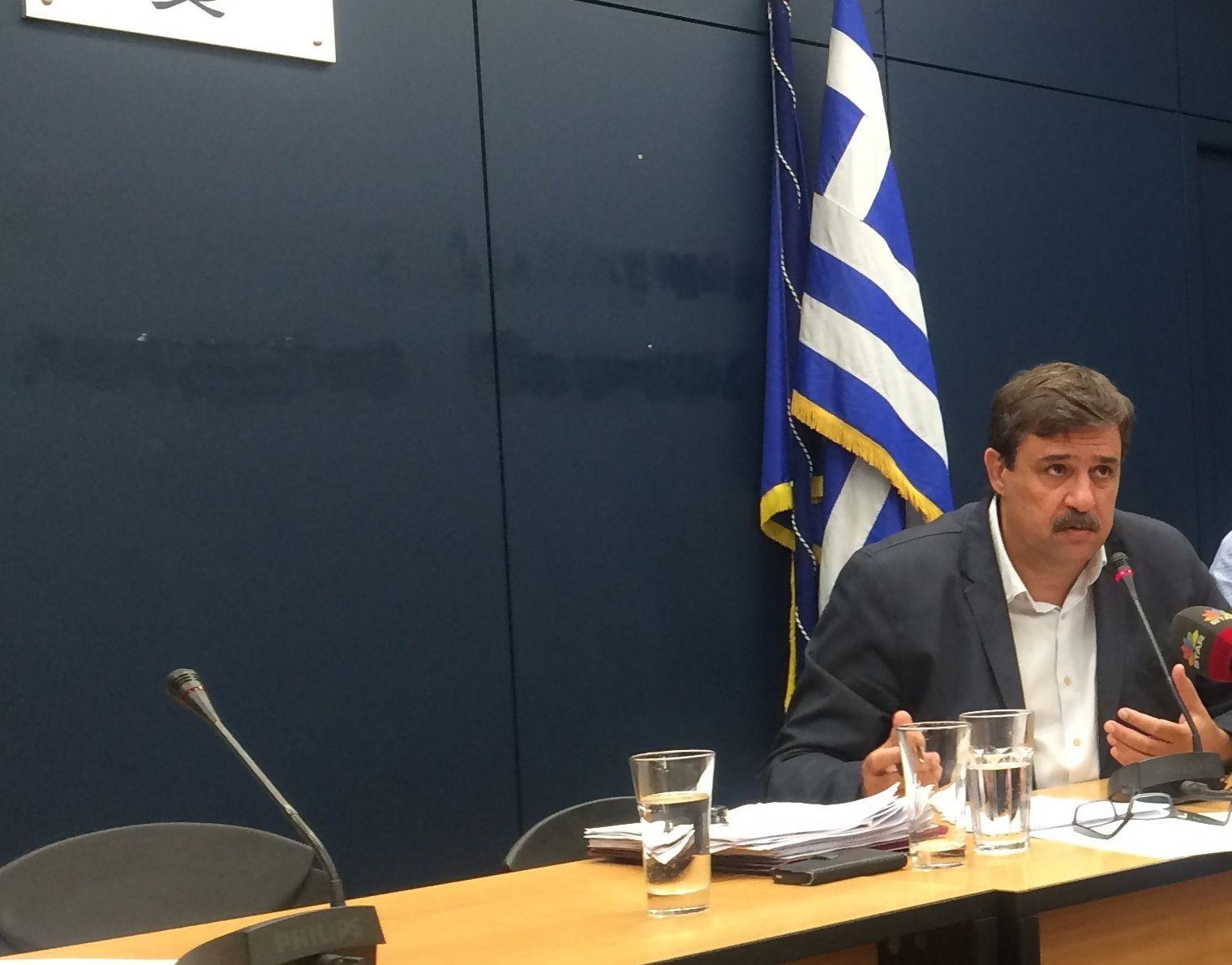Ο Α. Ξανθός παρουσίασε τον σχεδιασμό για την ψυχιατρική μεταρρύθμιση