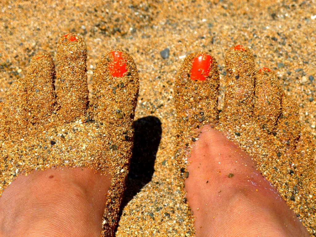 Μύκητες στα πόδια: φταίει και η κρίση;