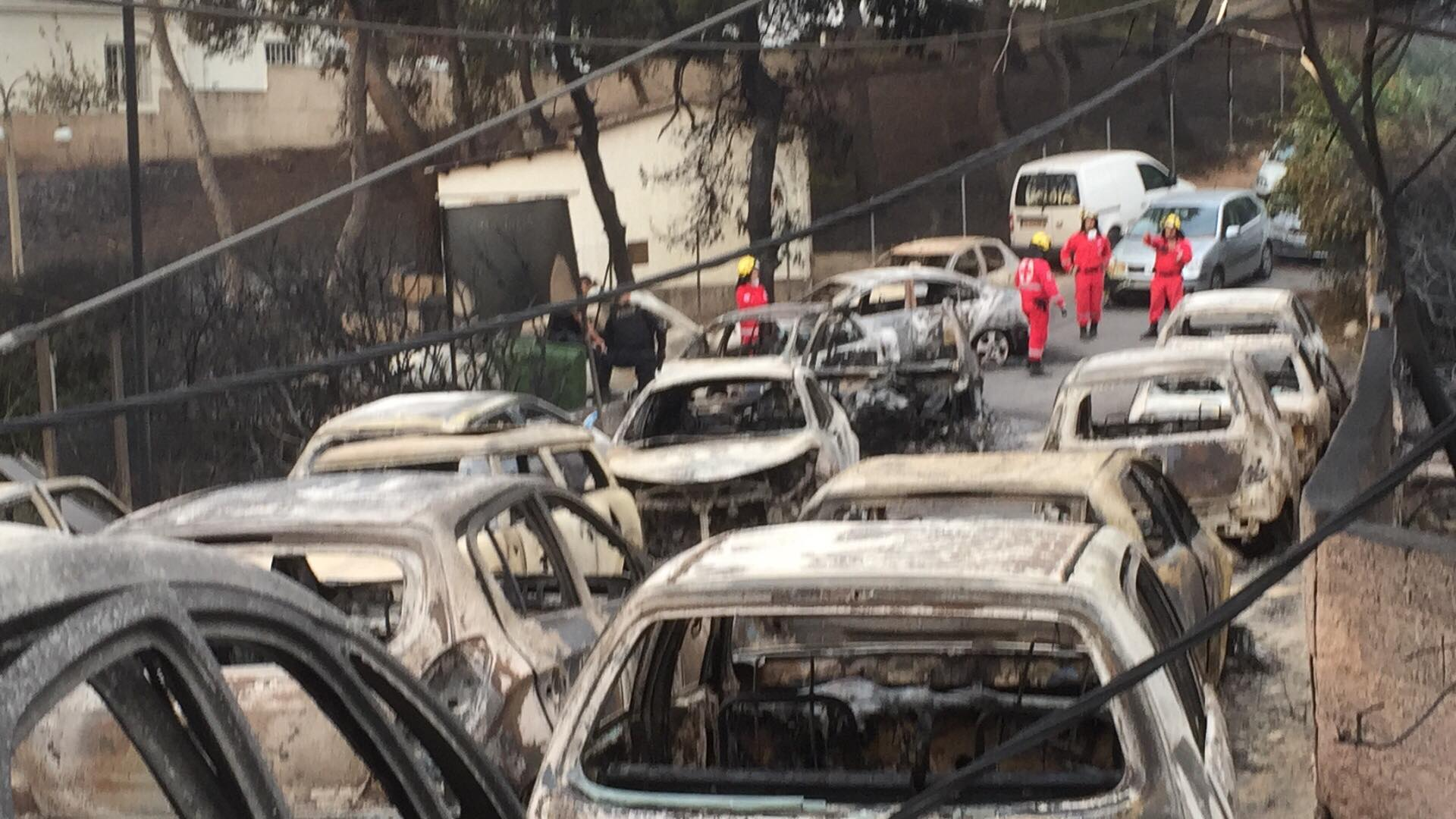 ΙΣΘ: Δωρεάν περίθαλψη τραυματιών από τις πυρκαγιές σε συνεργασία με ιδιωτικές κλινικές