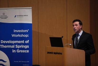 Σε τροχιά ανάπτυξης ο Ελληνικός Ιαματικός Τουρισμός