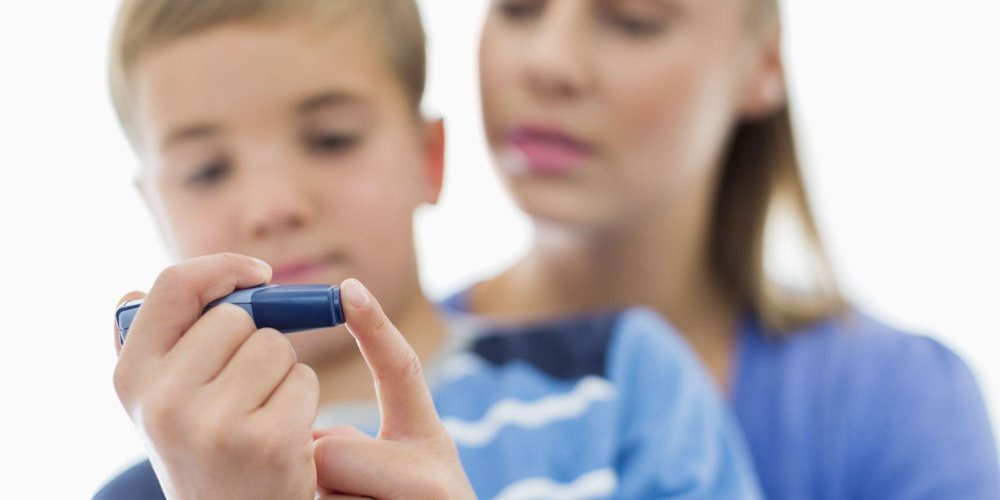 Aποτελεσματική η ινσουλίνη faster aspart σε παιδιά με διαβήτη τύπου 1