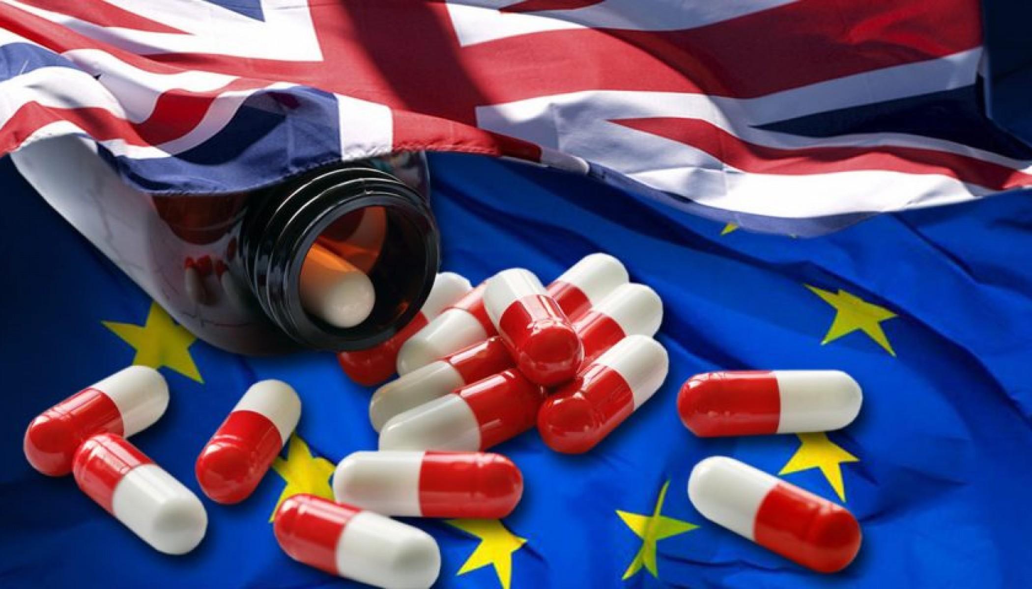 Η αναμονή του brexit μειώνει την ανάπτυξη στη φαρμακοβιομηχανία