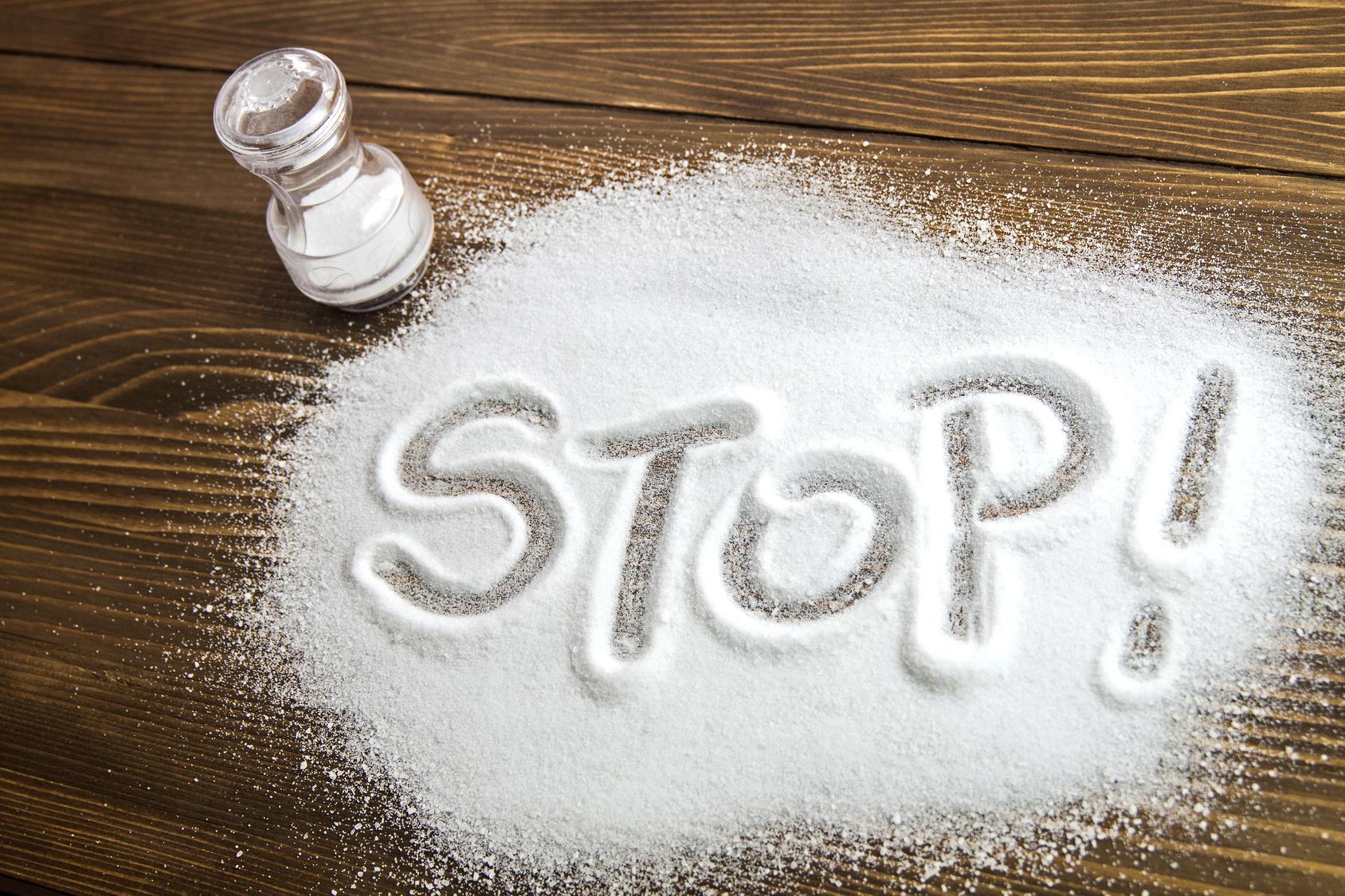 Πότε η κατανάλωση αλατιού επηρεάζει την καρδιά