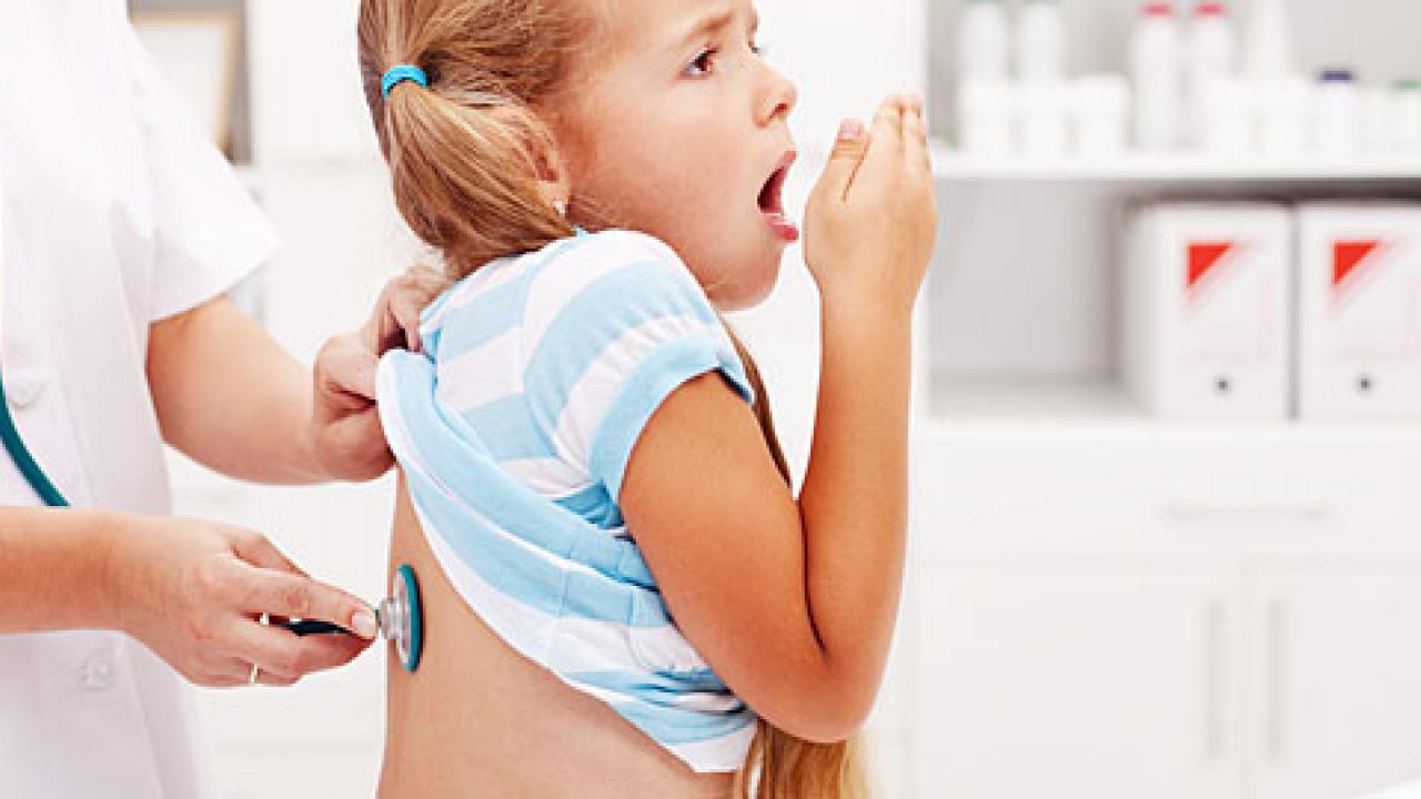 Πως θα αντιμετωπίσω τον επίμονο παιδικό βήχα;