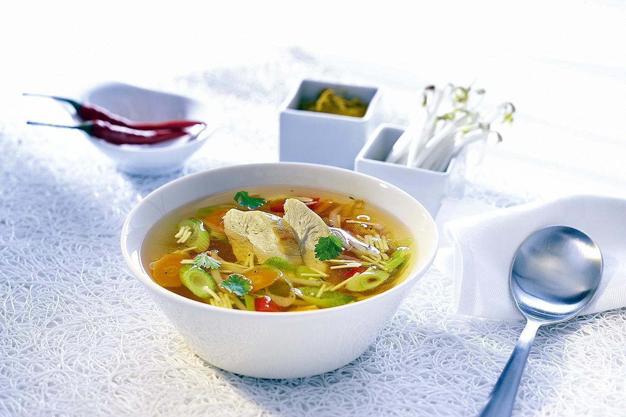 Εβδομαδιαίο διαιτολόγιο σούπας για απώλεια βάρους και αποτοξίνωση