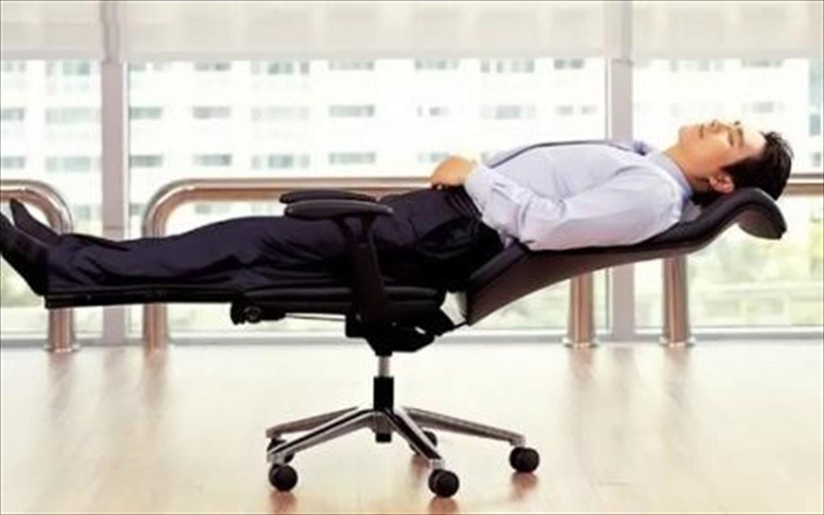 Η παρατεταμένη καθιστική στάση συνδέεται με ασθένειες