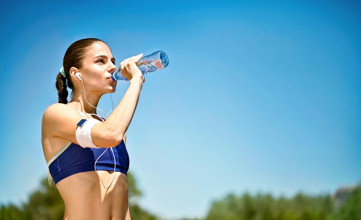 Αθλητισμός: Η ενυδάτωση είναι το κλειδί κατά τη διάρκεια της άσκησης [vid]