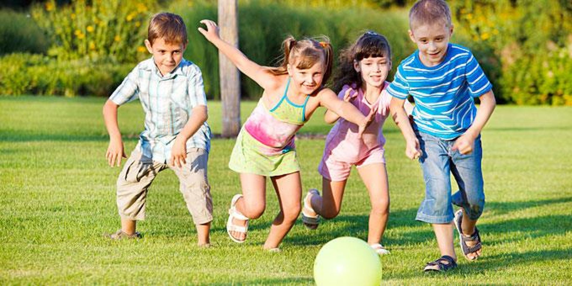 Τι προσφέρουν σε ένα παιδί τα αθλήματα