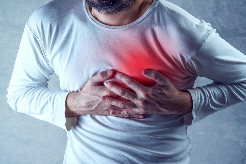 Σύμπτωμα αυξημένου άγχους ο πόνος στο στήθος