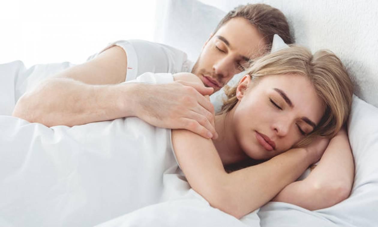 Μία περίοδος… ξηρασίας στο σεξ μπορεί να αυξήσει κινδύνους για την υγεία
