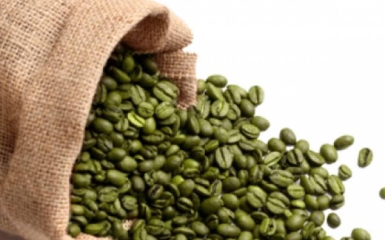 Τα πέντε οφέλη του πράσινου καφέ