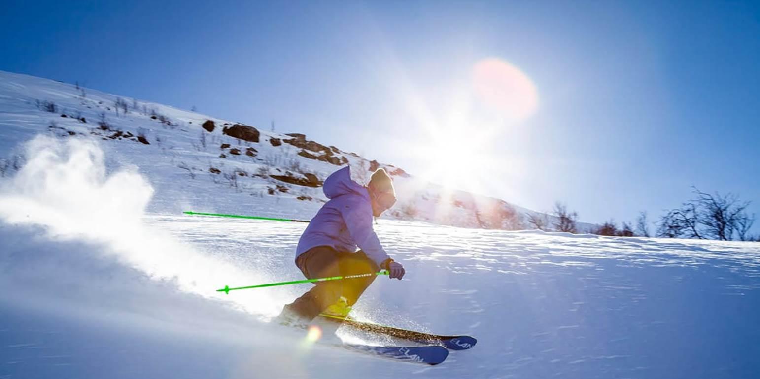 Εφαρμογή BeSnowSure είναι για όσους αγαπούν το χιόνι και το σκι