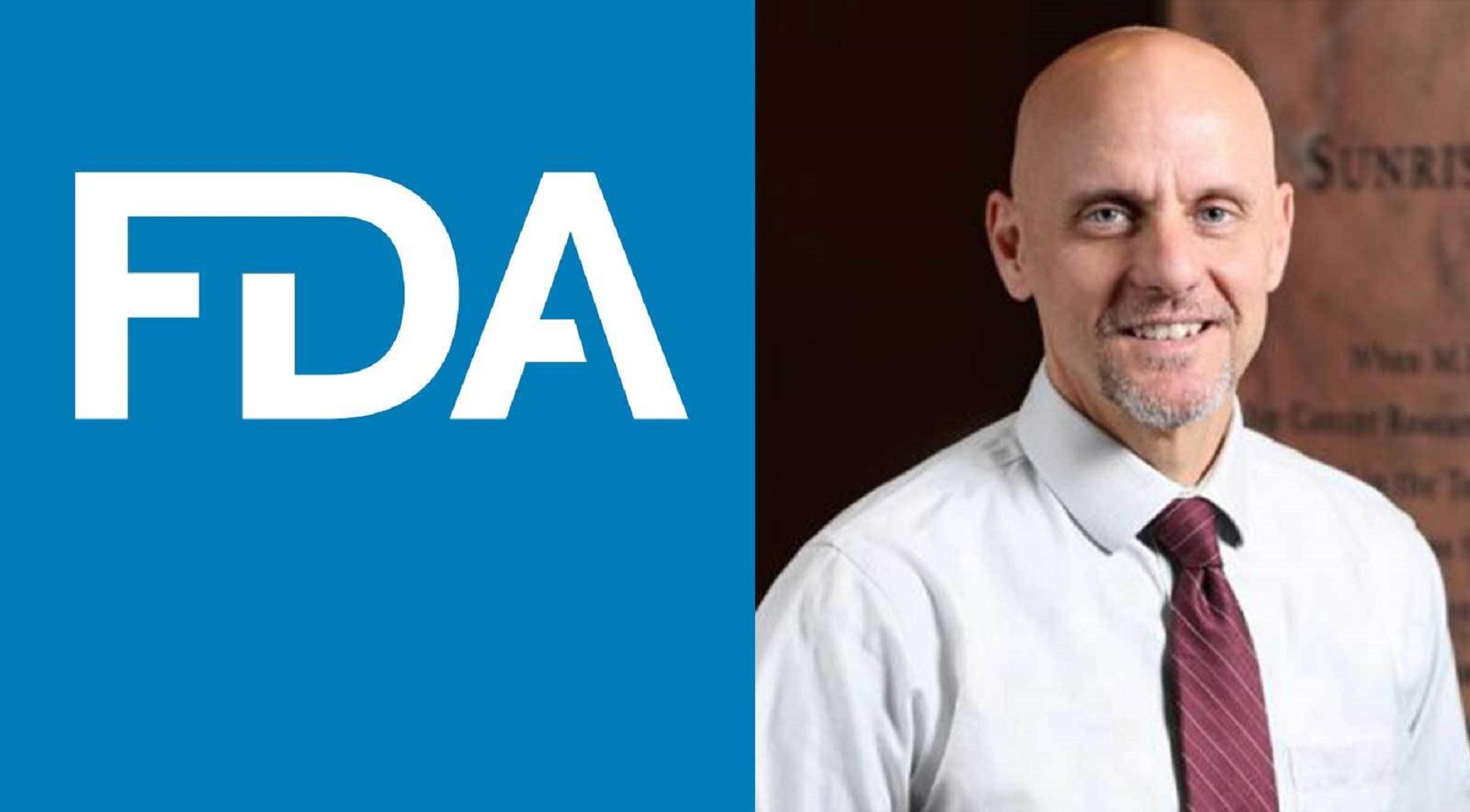 Με βαρύ βιογραφικό ο νέος επίτροπος Τροφίμων και Φαρμάκων του FDA