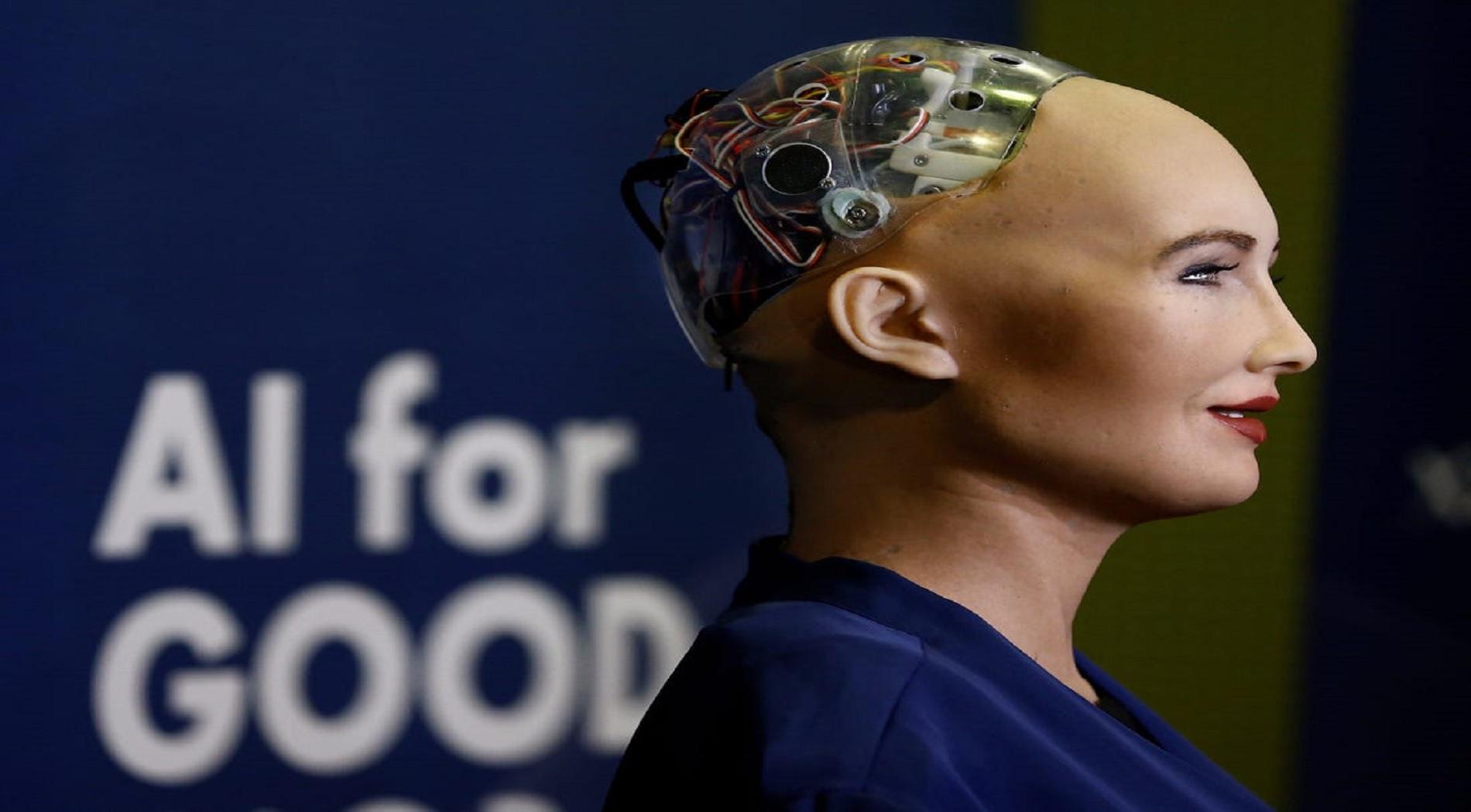 Η εξέλιξη της ρομποτικής και η έρευνα για ανάπτυξη τεχνητού δέρματος
