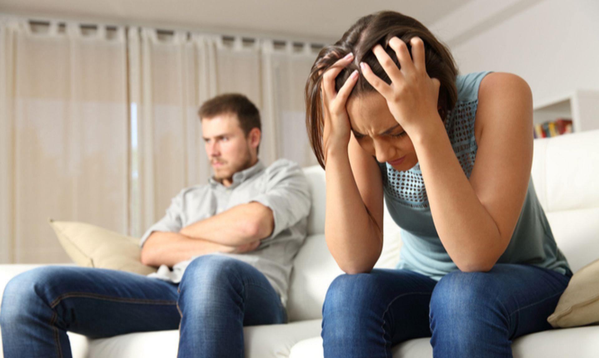 Τρεις είναι οι αρνητικές ιδιότητες που έχει ο άπιστος σύντροφος