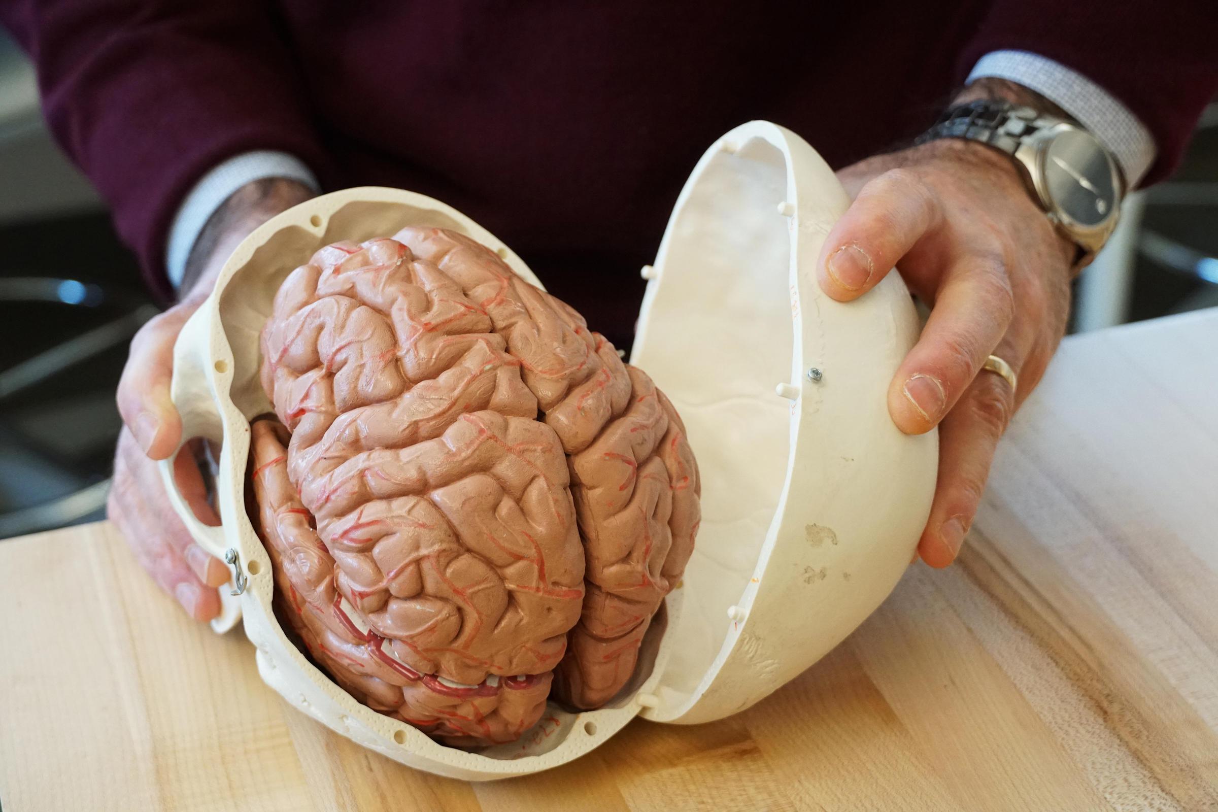 Διαλογισμός Κατάθλιψη Εγκέφαλος: Ο διαλογισμός αλλάζει περιοχές του εγκεφάλου που συνδέονται με την κατάθλιψη [vid]