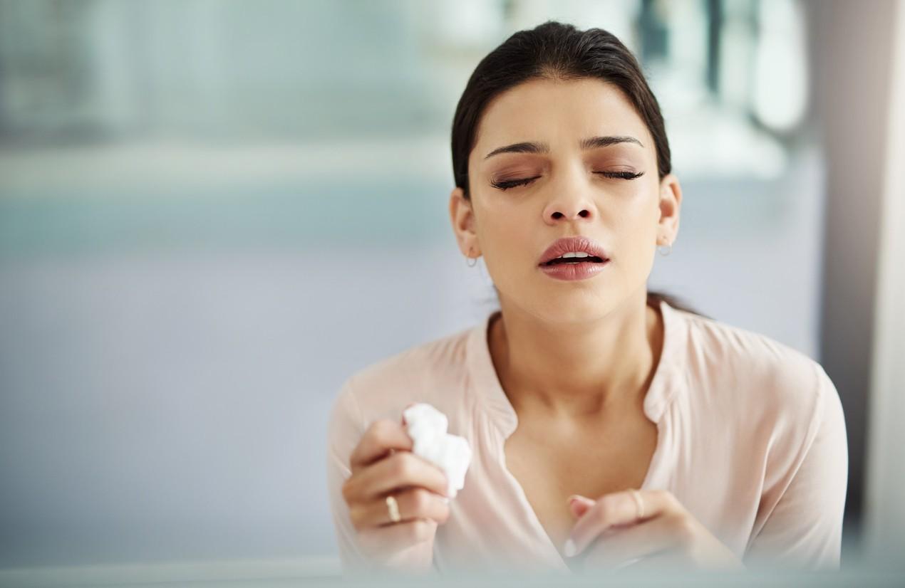 Όταν τα συμπτώματα της αλλεργίας μοιάζουν με τα συμπτώματα της covid 19