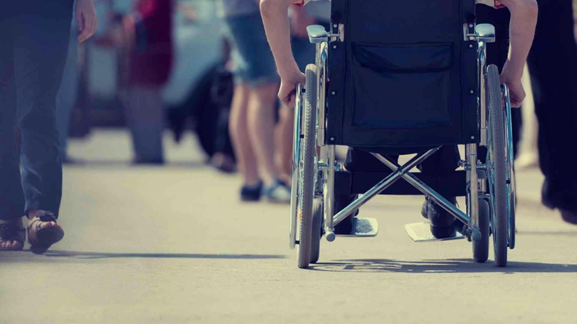 Κρούουν τον κώδωνα του κινδύνου τα άτομα με αναπηρία