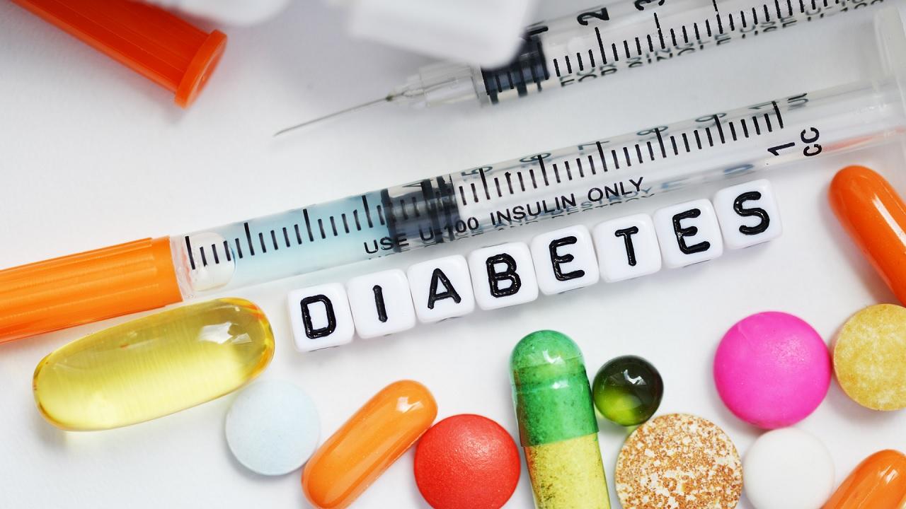 Πέντε δείγματα που δείχνουν επιπλοκή στο διαβήτη