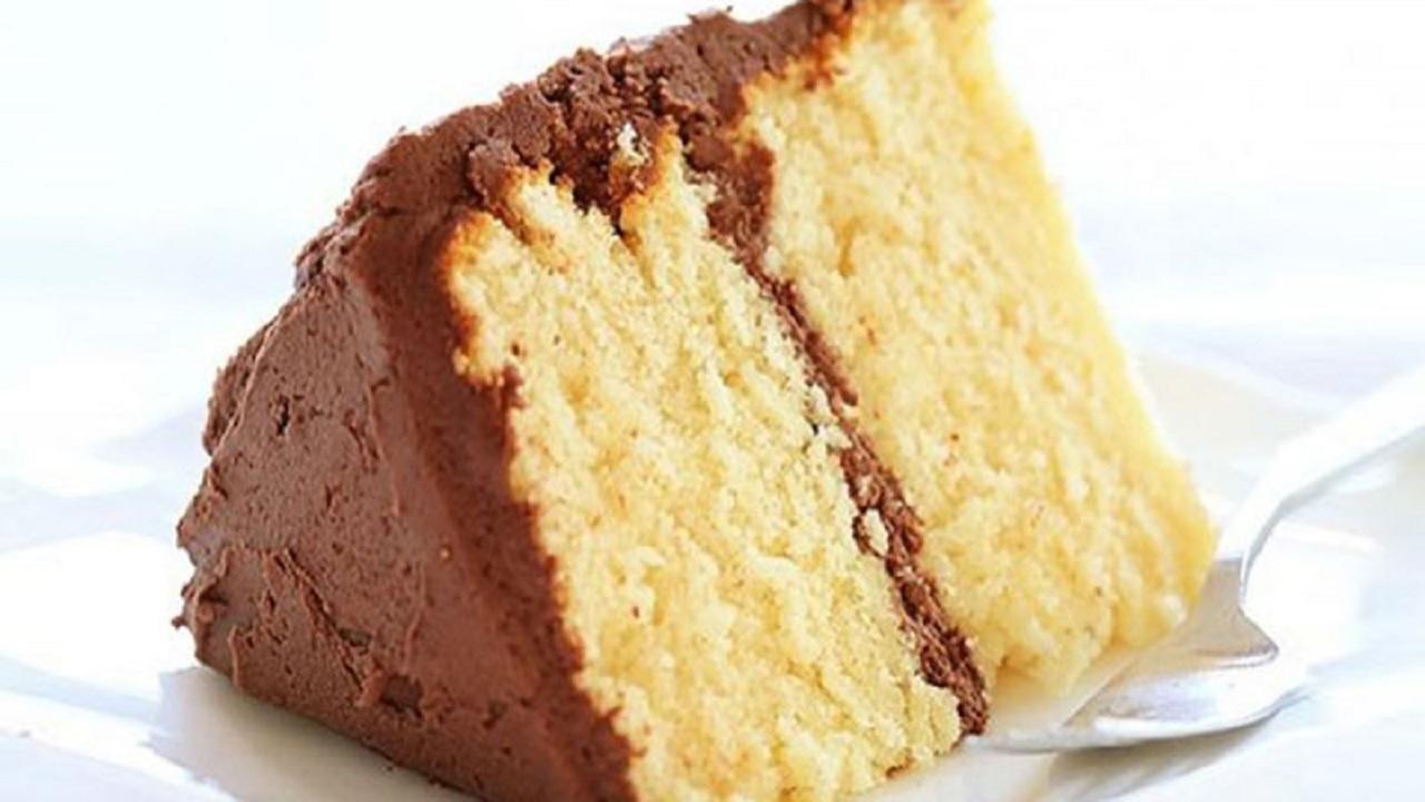 Αμερικάνικη συνταγή για ζουμερό κέικ χωρίς μίξερ