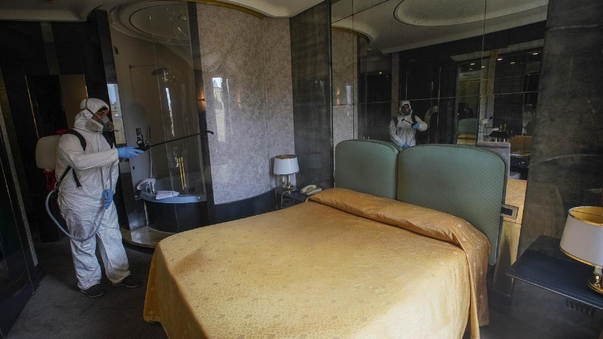 Δημιουργούνται δωμάτια καραντίνας σε κάθε ξενοδοχειακή μονάδα
