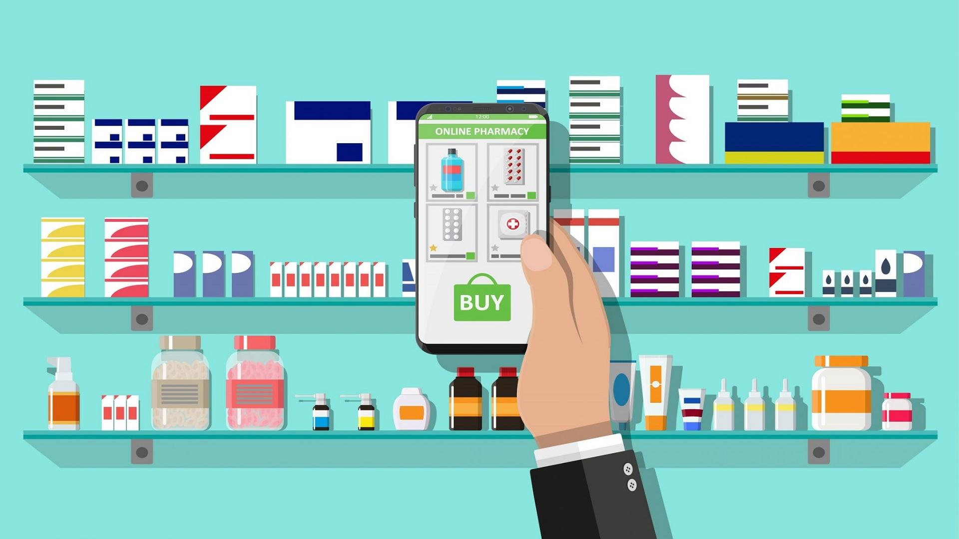 Άνοδο στο ψηφιακό φαρμακείο έφερε η πανδημία