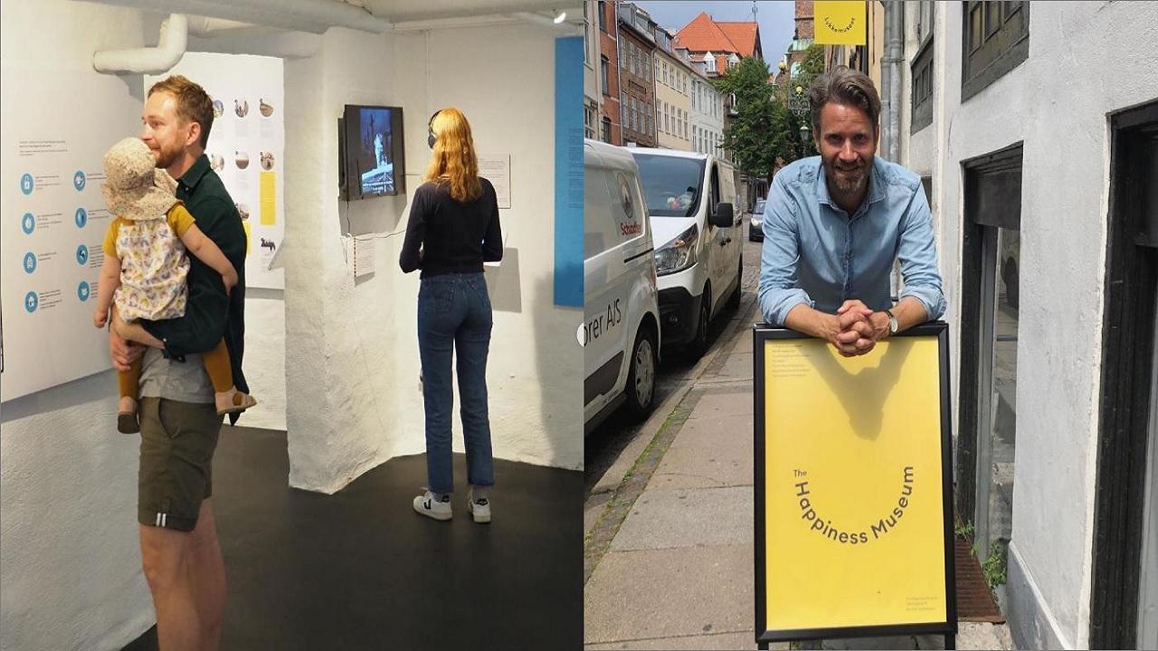 Μουσείο Ευτυχίας Δανία: Η απάντηση στην κρίση είναι η ελπίδα [pics, vid]